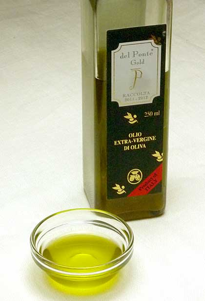 ノヴェッロ(搾りたて)オリーブ油