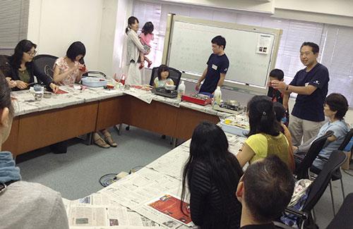 キャンドル教室