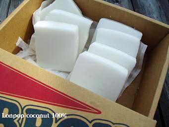 ココナッツソープ